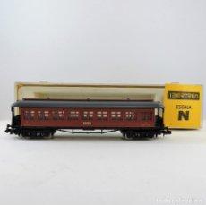 Trenes Escala: IBERTREN REF. 222 COCHE DE VIAJEROS M.Z.A. 2ª CLASE 4 EJES ESCALA 1:160 N. Lote 264760909