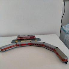 Trenes Escala: TALGO IBERTREN N + LOCOMOTORA ESTÁTICA. Lote 266242033