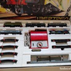 Trains Échelle: IBERTREN 3N - CAJA COMPLETA 132 IMPECABLE. Lote 267123334