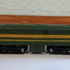 Trains Échelle: LOCOMOTORA TREN JUGUETE RENFE 2161. IBERTREN, ESPAÑA. Lote 267446194