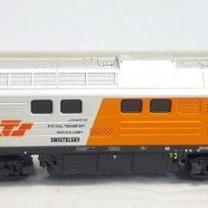 Trenes Escala: ARNOLD HN2228 - LOCOMOTORA DIESEL CLASE 230 DE LA RTS, RAIL VEHICLE. Lote 268593564