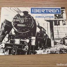 Trenes Escala: CATÁLOGO IBERTREN DE CIRCUITOS ESCALA N. Lote 269359958