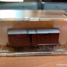 Trenes Escala: VAGÓN DE CARGA IBERTREN ESCALA N.. Lote 270918173