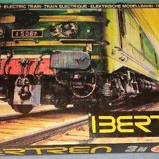 Trenes Escala: CAJA IBERTREN REF: 132 ESCALA 3N CAI COMPLETA VER FOTOS Y DESCRIPCION. Lote 270934133