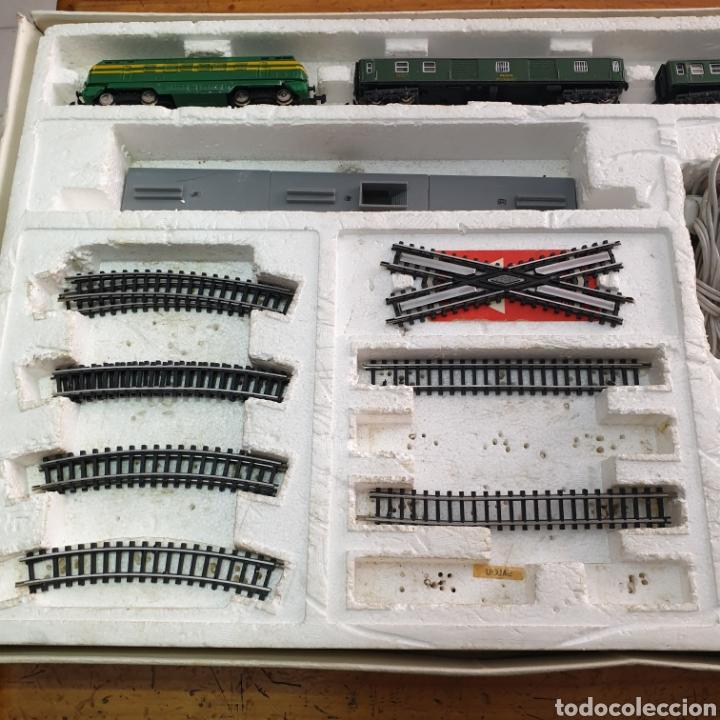 Trenes Escala: Ibertren 3N-143. los años 70 funcionando - Foto 2 - 271063823