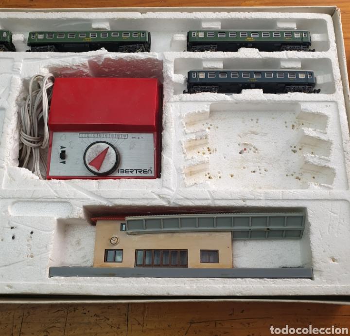 Trenes Escala: Ibertren 3N-143. los años 70 funcionando - Foto 4 - 271063823