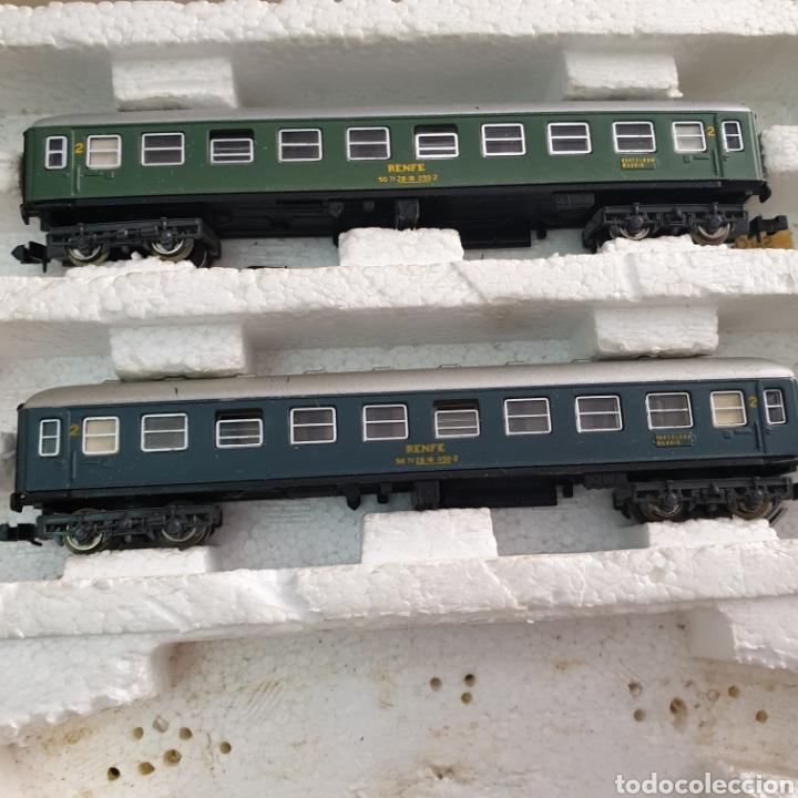 Trenes Escala: Ibertren 3N-143. los años 70 funcionando - Foto 7 - 271063823