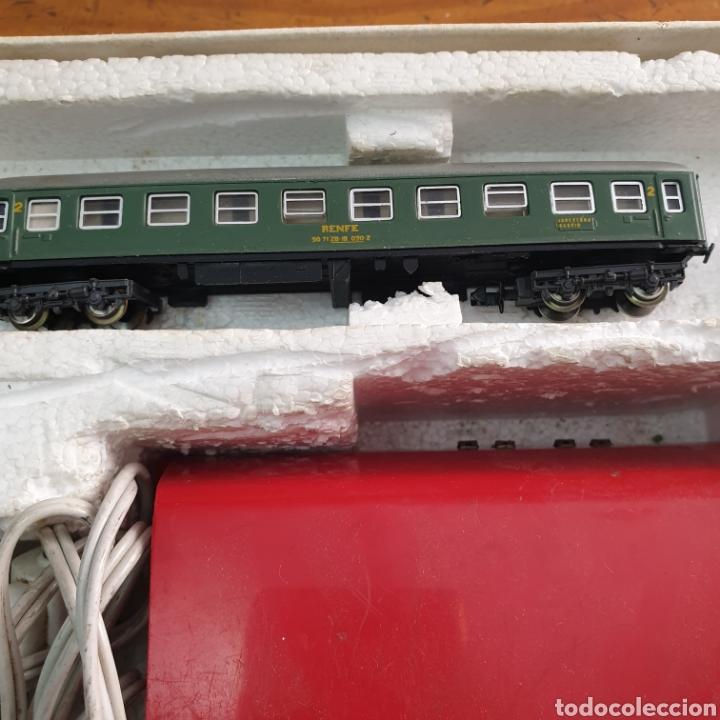 Trenes Escala: Ibertren 3N-143. los años 70 funcionando - Foto 8 - 271063823