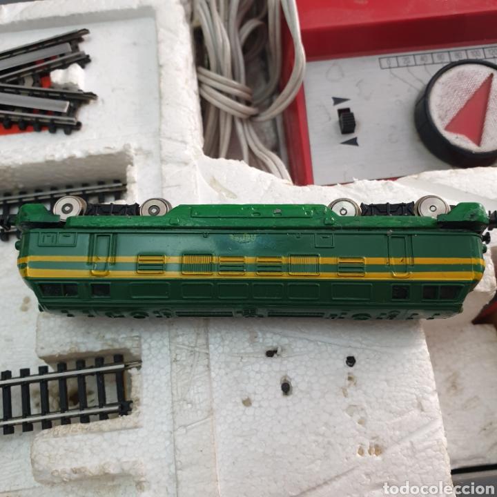 Trenes Escala: Ibertren 3N-143. los años 70 funcionando - Foto 12 - 271063823