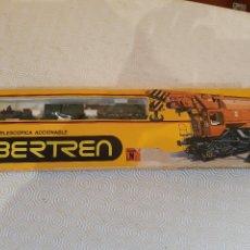 Trenes Escala: IBERTREN 515. GRUA TELESCOPICA ACCIONABLE. ESCALA N. LEER DESCRIPCION.. Lote 272126353