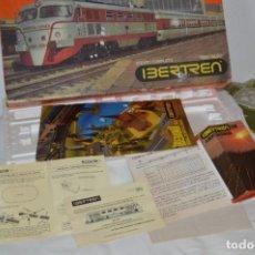 Trenes Escala: ESCALA N / IBERTREN - 2N / CAJA/ESTUCHE DE INICIACION - SET REF. 0860 / TREN TALGO - ¡MIRA FOTOS!. Lote 273748243