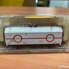 Trenes Escala: VAGÓN FRIGORÍFICO TRANFESA RENFE. IBERTREN ESCALA N.. Lote 279370268