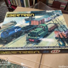Trenes Escala: IBERTREN EN CAJA AÑOS 70 REFERENCIA 111. Lote 279441823