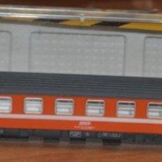 Treni in Scala: COCHE DE VIAJEROS 4 EJES 2ª CLASE SNCF EUROFIMA DE IBERTREN, REF. 263. ESCALA N. Lote 280579998