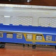 Trenes Escala: COCHE DE VIAJEROS 4 EJES 2ª CLASE NUEVA IMAGEN RENFE DE IBERTREN, REF. 230. ESCALA N. Lote 280695768