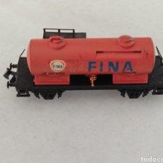 Trenes Escala: VAGON DE GASOLINA IBERTREN FINA ESCALA N. Lote 287853573