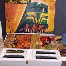 Trenes Escala: LOTE IBERTREN 3N Y ACCESORIOS. Lote 287998628