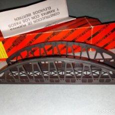 Trenes Escala: IBERTREN 1 PUENTE DE ARCO REF. 683 ESCALA 2N. Lote 288045523