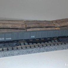 Trenes Escala: IBERTREN N BORDE ALTO TRONCOS 4 EJES -- L50-191 (CON COMPRA DE 5 LOTES O MAS, ENVÍO GRATIS). Lote 288059698