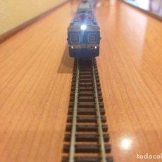 Trenes Escala: UT440 FLEISCHMANN Y LUCES BLANCAS/ROJAS EN DOS CABINAS.. Lote 288355643