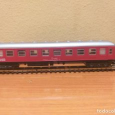 Trenes Escala: COCHE DE SEGUNDA CLASE DSB. IBERTREN.. Lote 288365518