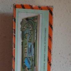 Trenes Escala: (JU-210900)IBERTREN 2N IBERAMA 560 CON MANUAL DE INSTRUCCIONES Y VIAS. Lote 288383353