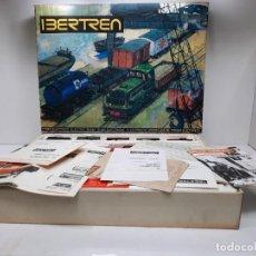 Trenes Escala: IBERTREN 3N MODELO 111 FUNCIONANDO CON INSTRUCCIONES DE MONTAJE!!. Lote 288940553