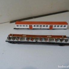 Trenes Escala: VAGON INTERMEDIO IBERTREN CERCANIAS 440 REGIONALES ESCALA N. Lote 288981628