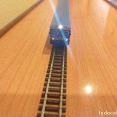 Trenes Escala: UT440 IBERTREN CON LUCES BLANCAS Y ROJAS. MECÁNICA FLEISCHMANN. PERFECTO FUNCIONAMIENTO.. Lote 289646603