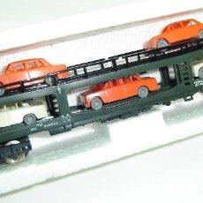 Trenes Escala: VAGON PORTACOCHES IBERTREN ESCALA N. Lote 290007078