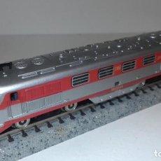 Trenes Escala: IBERTREN 2N LOCOMOTORA TALGO VIRGEN DEL CARM -- L50-235 (CON COMPRA DE 5 LOTES O MAS, ENVÍO GRATIS). Lote 290095828