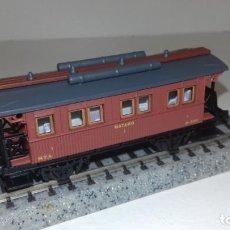 Trenes Escala: IBERTREN N PASAJEROS MZA 2 EJES -- L50-249 (CON COMPRA DE 5 LOTES O MAS, ENVÍO GRATIS). Lote 290096513