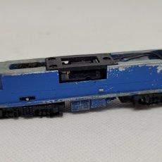 Trenes Escala: IBERTREN LOCOMOTORA. PARA REPARAR PIEZAS.. Lote 290891903