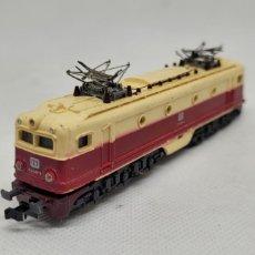 Trenes Escala: IBERTREN LOCOMOTORA ALSTROM. MADE IN SPAIN. ESCALA N.. Lote 290899003