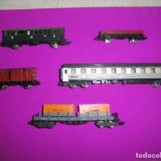 Trenes Escala: VAGONES IBERTREN ESCALA N. Lote 293649133