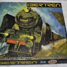 Treni in Scala: CAJA DEL EQUIPO COMPLETO DE IBERTREN, REF. 113. ESCALA 3N. Lote 295336733