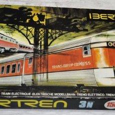Treni in Scala: CAJA DEL EQUIPO COMPLETO DE IBERTREN, REF. 150. ESCALA 3N. Lote 295337398