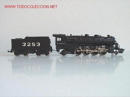 LIMA LOCOMOTORA VAPOR 3283 ANTIGUA (Juguetes - Trenes a Escala H0 - Lima H0)