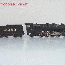 Trenes Escala: LIMA LOCOMOTORA VAPOR 3283 ANTIGUA. Lote 27335527