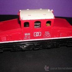 Trenes Escala: LOCOMOTORA LIMA MANIOBRAS RENFE,HO. Lote 112466820