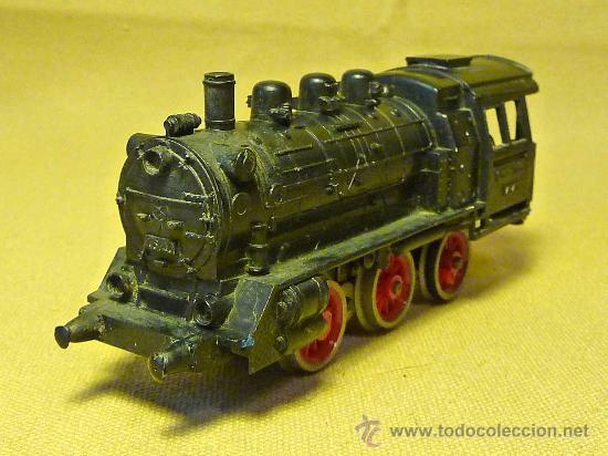 Trenes Escala: LOCOMOTORA LIMA EXPRESS, 4640, CON FALTAS, ESCALA H0 - Foto 2 - 22611401