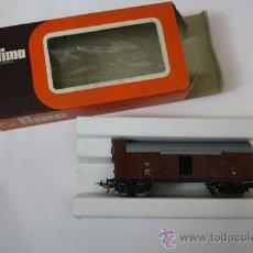 Trenes Escala: VAGON LIMA HO - MADE IN ITALY. Lote 25451859