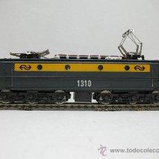 Trenes Escala: LIMA H0 - LOCOMOTORA ELECTRICA 1310- DE LA NS (HOLANDA) C. CONTINUA - ESCALA H0. Lote 28021975