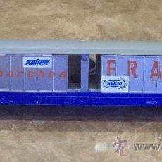 Trenes Escala: VAGON LIMA ESCALA H0. Lote 28137092