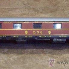 Scale Trains - VAGON LIMA ESCALA H0 - 28137111
