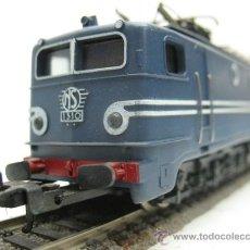 Trenes Escala: LOCOMOTORA LIMA DE LA NS 1310 ALEMANA ELECTRICA CORRIENTE CONTINUA ESCALA H0. Lote 29335370