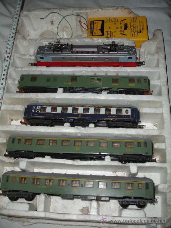 Trenes Escala: tren eléctrico (RENFE) - Foto 10 - 29784070