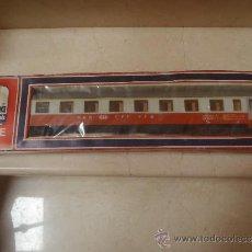 Trenes Escala: VAGON DE TREN LIMA MODELO 31 6615 EN SU CAJA ORIGINAL,ESCALA 0. Lote 35568027