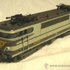Trenes Escala: LOCOMOTORA H0 DE LIMA SOCIEDAD NACIONAL DE FERROCARRILES FRANCESES. Lote 36234321