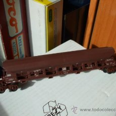 Trenes Escala: VAGÓN TOLVA DB 584 4 313-2 – LIMA -SIN CAJA - ALEMANIA TREN. Lote 36716306
